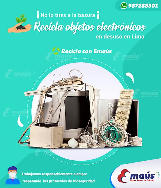 Emaus Lima Perú