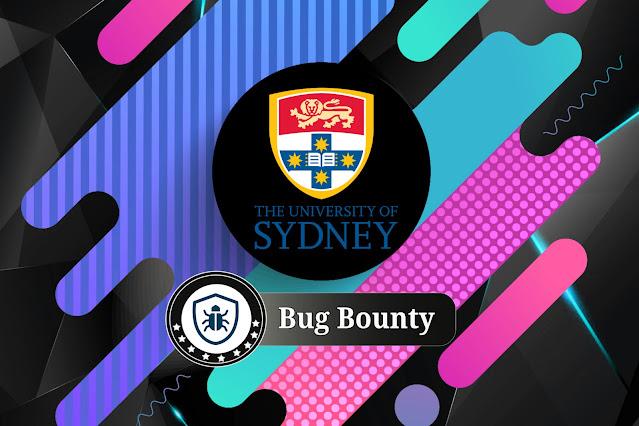 The University of Sydney - Cross-Site Scripting Vulnerability