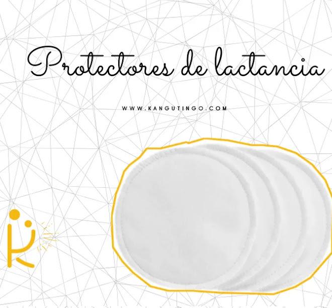 Protectores de lactancia