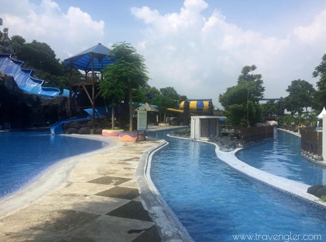 kediri waterpark east java