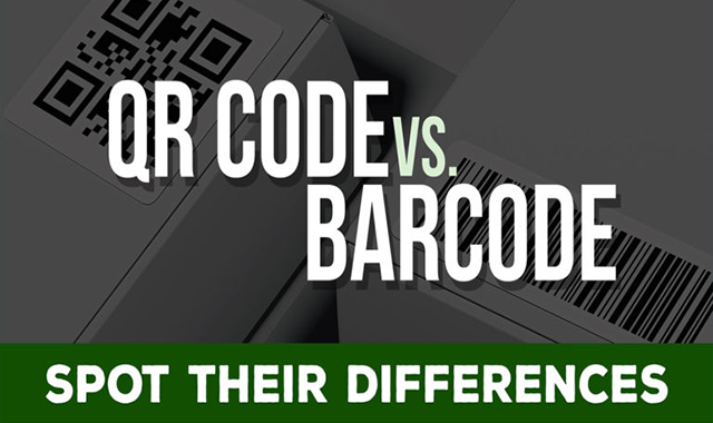 QR Code vs. Barcode: Spot Their Differences