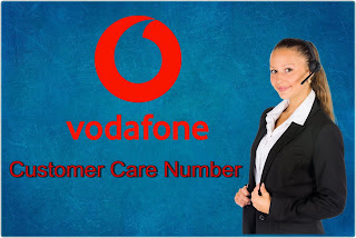 Vodafone Customer Care Number Toll Free (24x7)