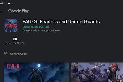 FAU-G Game kya hain install kare