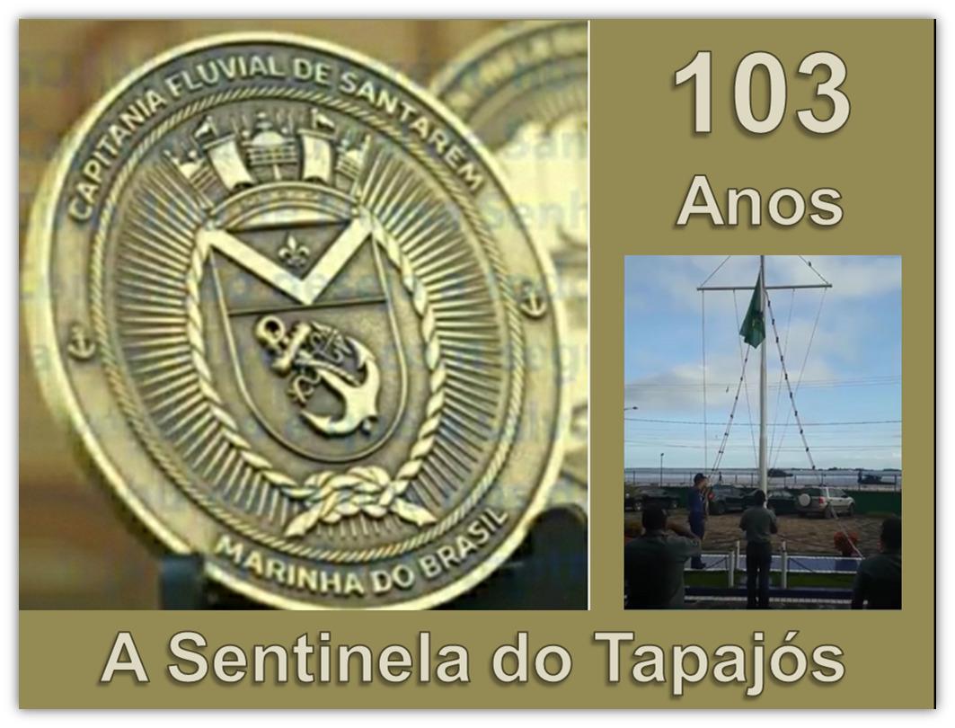 A Sentinela do Tapajós: 103 anos de existência. Por Eládio Delfino C. Neto