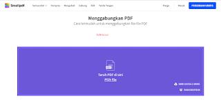 Cara Menggabungkan File PDF Menjadi Satu Secara Online dan Offline