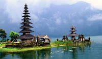 Ulun Danu BratanTemple