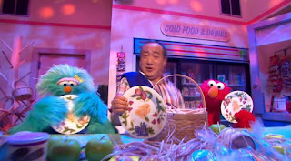 Elmo, Rosita, Alan, Sesame Street Episode 4318 Build a Better Basket season 43