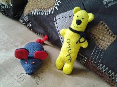 Oscar i myszka
