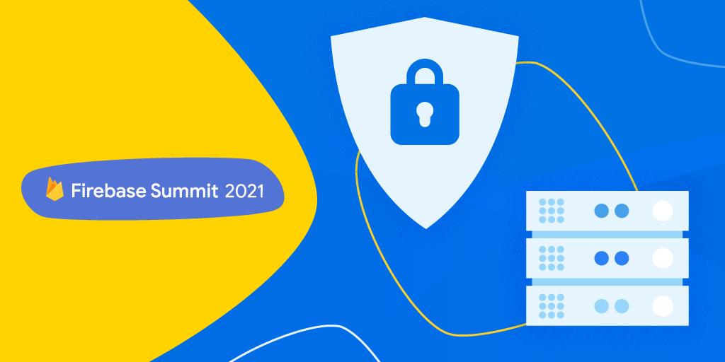 header image that says Firebase Summit 2021