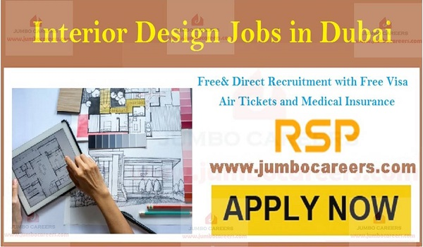 Interior Designer Jobs In Dubai 2019 At Rsp Architects Planners Engineers