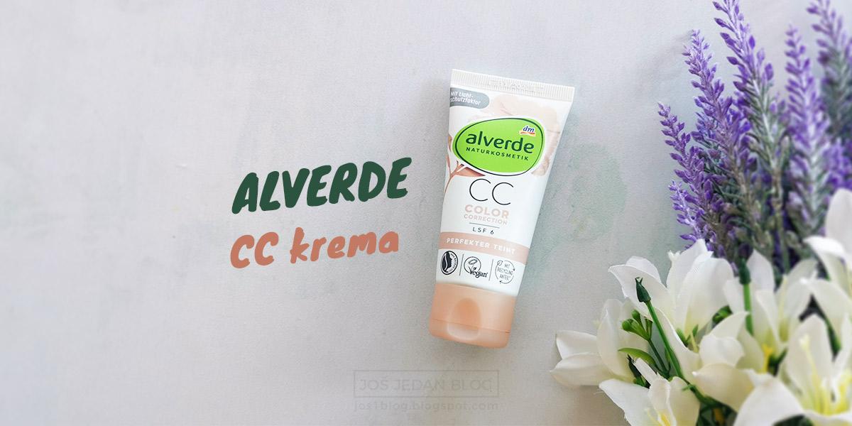 Alverde CC krema Perfekter Teint utisci i recenzija sa pre i posle slikama