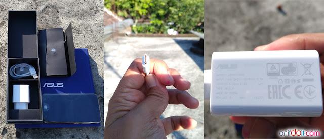 Unoboxing Asus Zenfone 3 ZE520KL