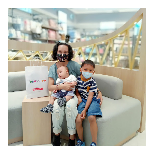 Toko perlengkapan bayi dan anak