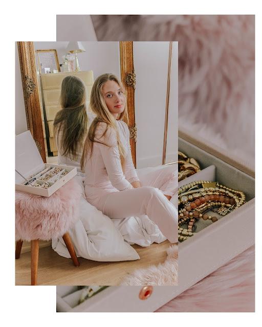 Bonsoir of London Ella Pyjamas blog review