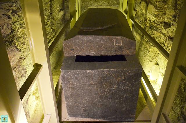 Serapeum en Saqqara