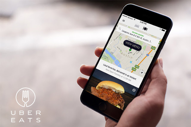 Uber will soon sync with UberEats to provide more Effective Service