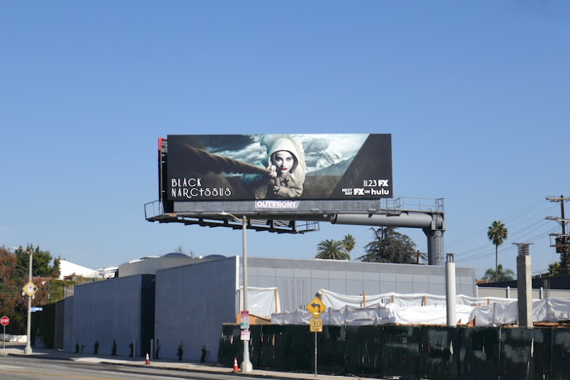Black Narcissus 2020 billboard