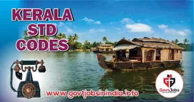 Kerala STD Codes