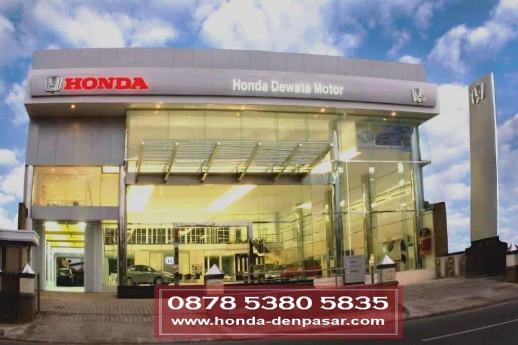 Honda Dewata Motor adalah dealer mobil Honda Bali di kota Denpasar atau Honda Denpasar
