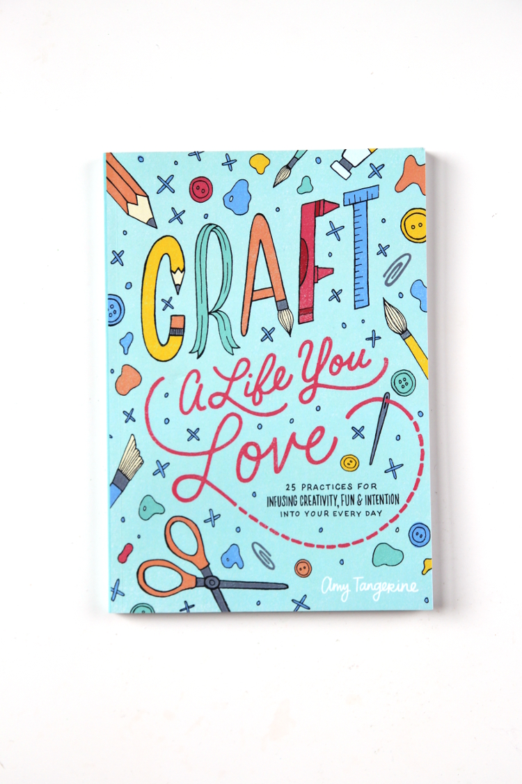 CURRENTLY READING - CRAFT A LIFE YOU LOVE.