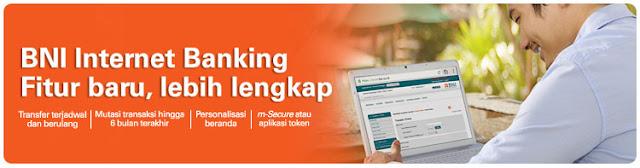 Cara Mudah Daftar Internet Banking BNI
