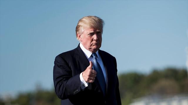 """La mayoría de los estadounidenses ve a Trump como """"divisivo"""""""