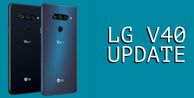 Android 9.0 update schedule for LG V30, V35 and V40 ThinQ uncovered