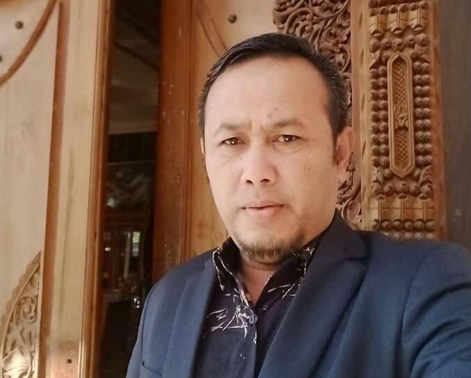 Asep Hamdani Kades Pasirjambu Siap Mencalonkan Bupati Bandung