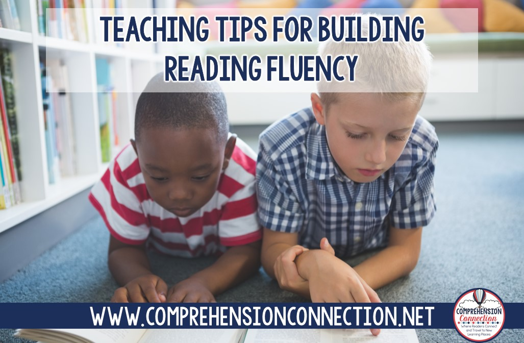 Building reading fluency is important for all students. This post includes tips on reading punctuation. Check it out for a few free resources you can use.