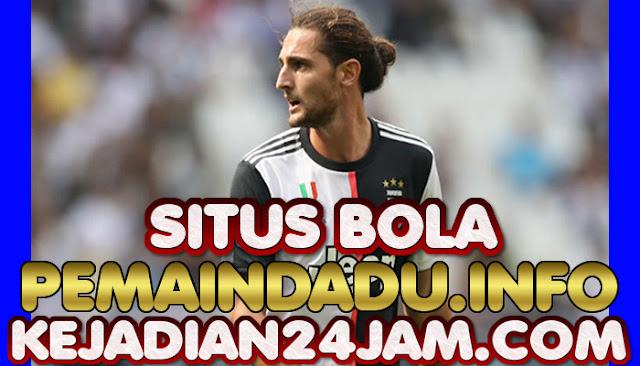 Adrien Rabiot Terancam Di Depak Juventus Karena Buat Masalah
