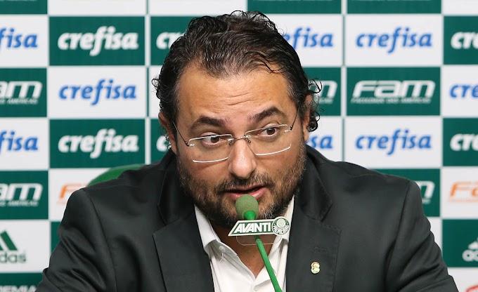Atacante do Palmeiras entra na mira de portugueses