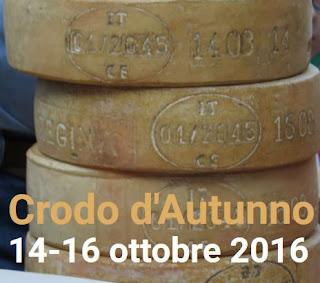 Crodo d'Autunno 14-15-16 ottobre Foro Boario di Crodo (VB