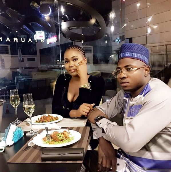 When Your Man Gat Your Back; Check Out These Pre-Wedding Photos