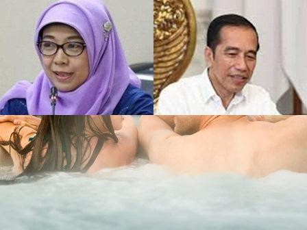 Resmi Dipecat Oleh Presiden, Sitti Hikmawatty Bertanya Kesalahan Saya Kategorinya Apa?
