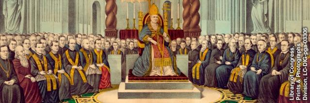 Supremasi Gereja Katolik Roma