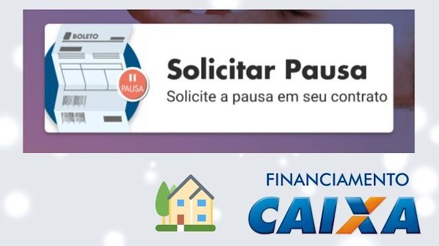 CAIXA confirma pausa no financiamento imobiliário para 180 dias