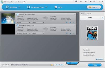 تحميل برنامج HD Video Converter Factory