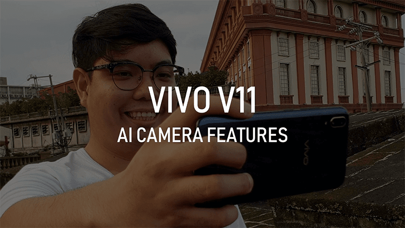 Watch: Can Vivo V11's AI camera features deliver?
