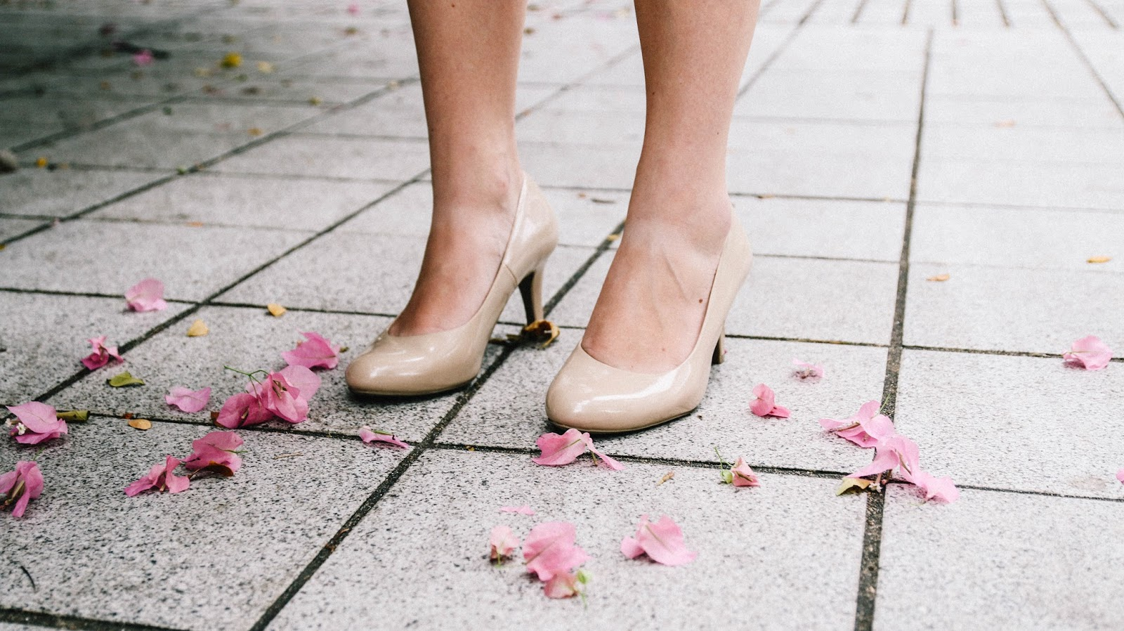 Only $12 nude heels for Valentines Day by GlobalFashionGal (Brianna Degaston)