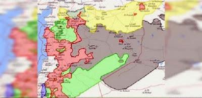 مناطق منخفضة التصعيد في سوريا وشرعنة التقسيم