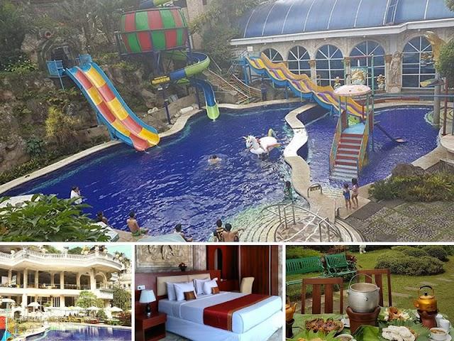 Lagi Ngehits, Water Park di Grand Paradise Hotel Lembang