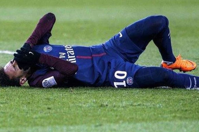 Injured Neymar to Go for Surgery (DETAILS)