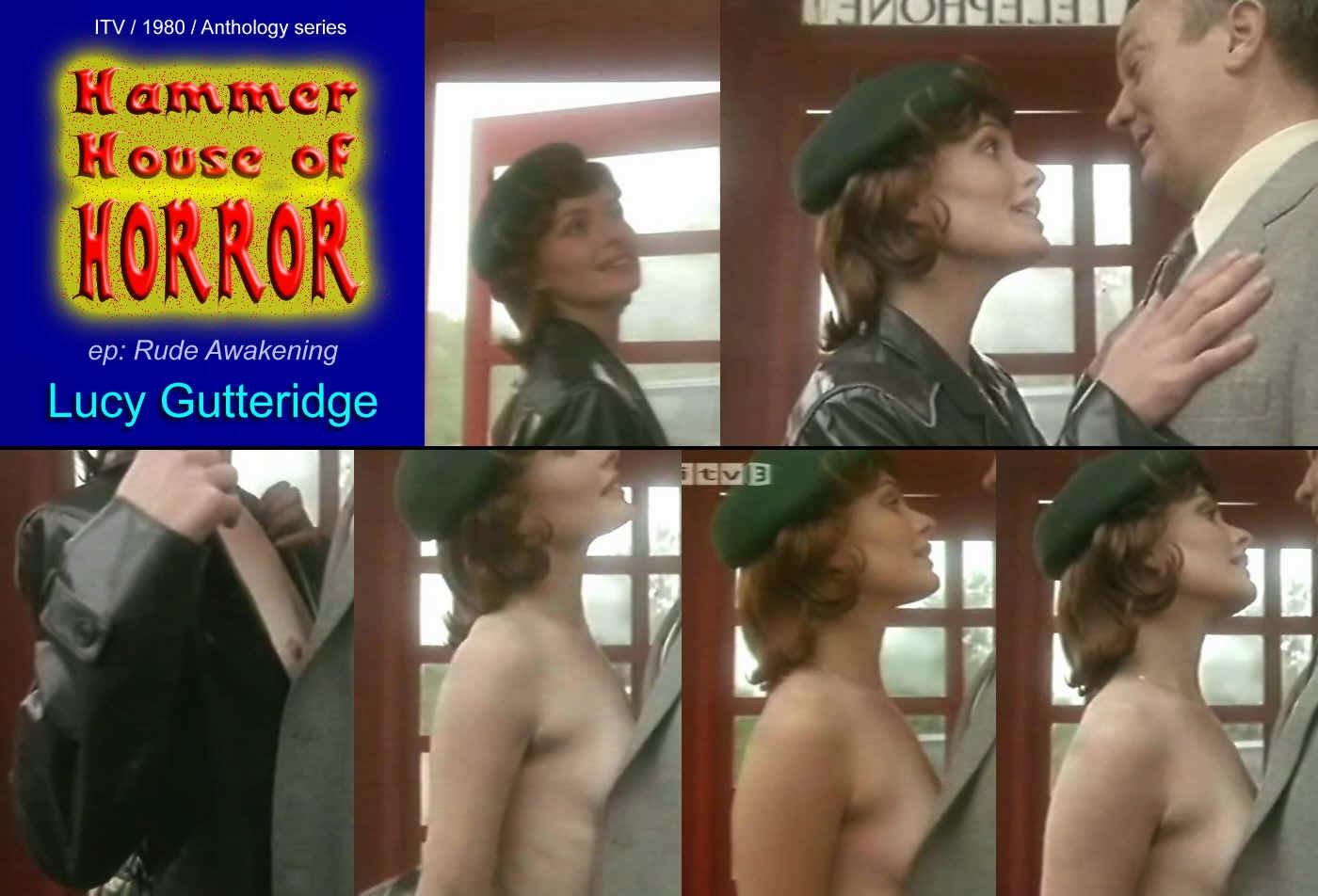 Amusing nude horror naked girls