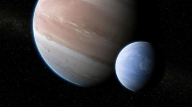 Detectan la que podría ser primera luna fuera de Sistema Solar