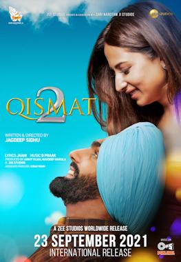 Qismat 2 (2021) Punjabi 720p | 480p HDCAM x264 1.2Gb | 450Mb