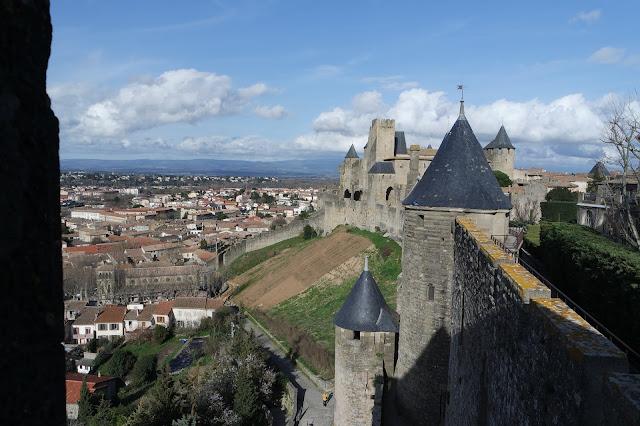 Cité Médiévale Carcassonne - Medieval City