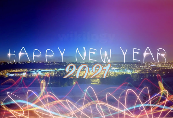 Happy new year Beautiful picture