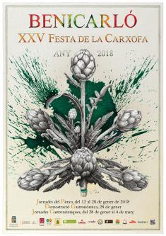 programa fiesta alcachofa 2018