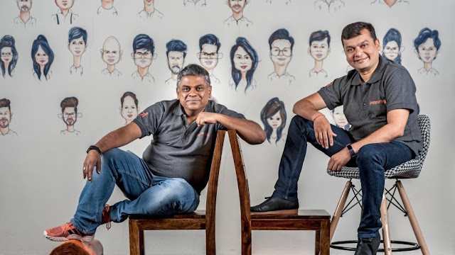 Indian Startup Success Stories pepper fry