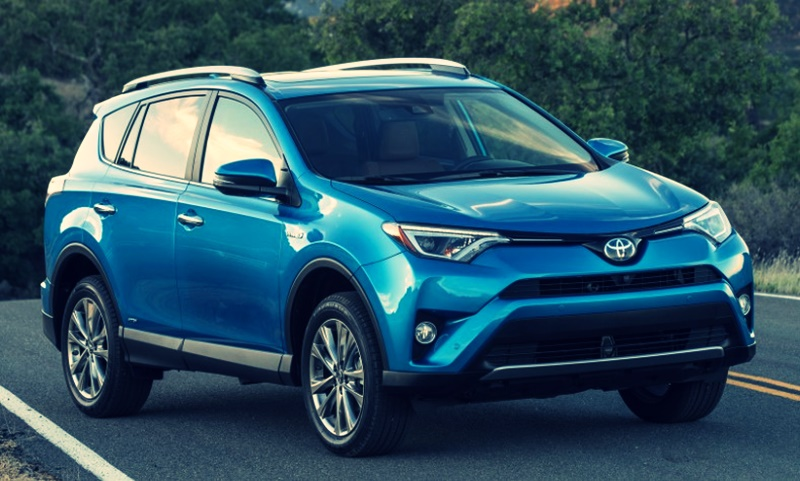 2018 Toyota Rav4 Hybrid, Xle and Se